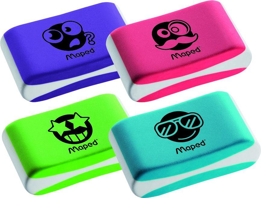 Ластик Maped Essentials Soft Color ассорти