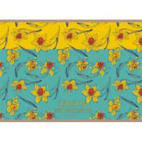 Альбом д/рис 40л Романтичные цветы 110г/м2