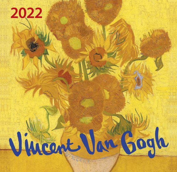 Календарь настенный 2022 Винсент Ван Гог