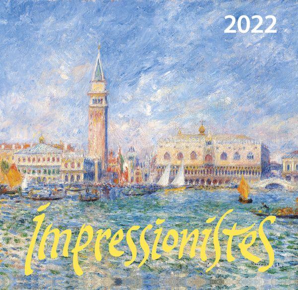 Календарь настенный 2022 Импрессионисты