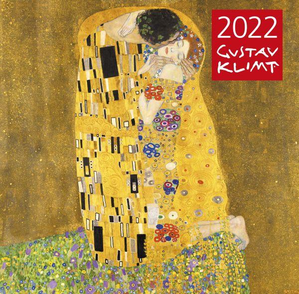Календарь настенный 2022 Густав Климт