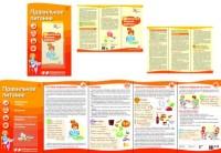 Правильное питание: Ширмочки информационные (с карманом и буклетом)