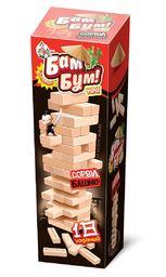 Игра Настольная Падающая башня Бам-Бум mini