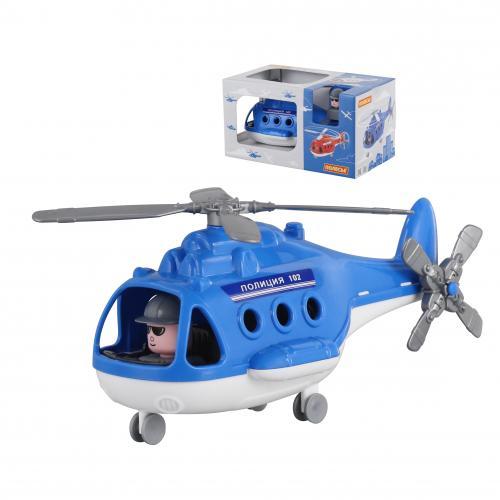 Вертолет-полиция Альфа