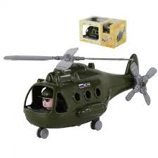 Вертолет военный Альфа