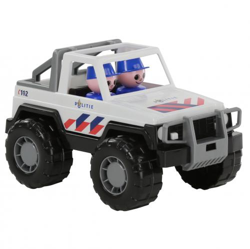 Автомобиль-джип полиция Сафари (NL)
