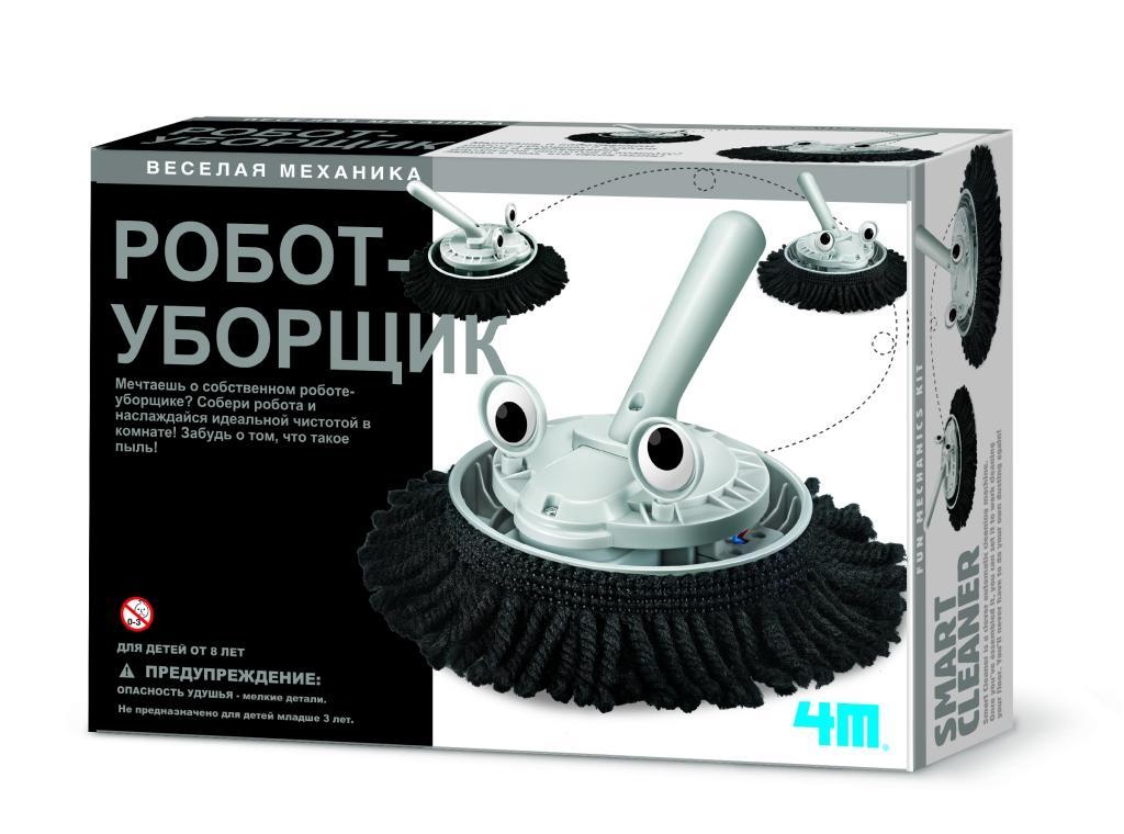 Набор для исследования Робот-уборщик