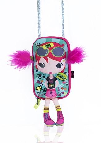 Сумка детская Сумочка-куколка Модница