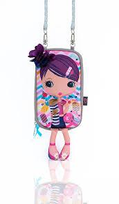 Сумка детская Сумочка-куколка Сладкоежка