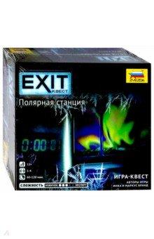 Игра Настольная Exit. Полярная станция