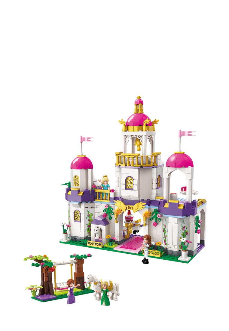 Конструктор Принцесса Лея: Волшебный дворец (587 дет.)