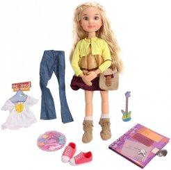 Кукла DollyToy Макияж: Фитнес девчонка (45,5 см, одежда, косметика)