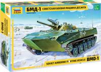 Сборная модель Советская боевая машина десанта БМД-1