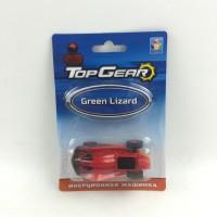 Машина TopGear Green Lizard пласт. инерц.