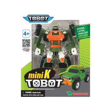 Робот-трансформер Мини Тобот К