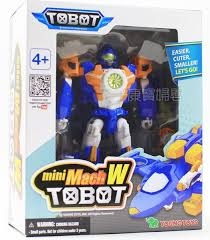 Робот-трансформер Мини Тобот МЭХ W