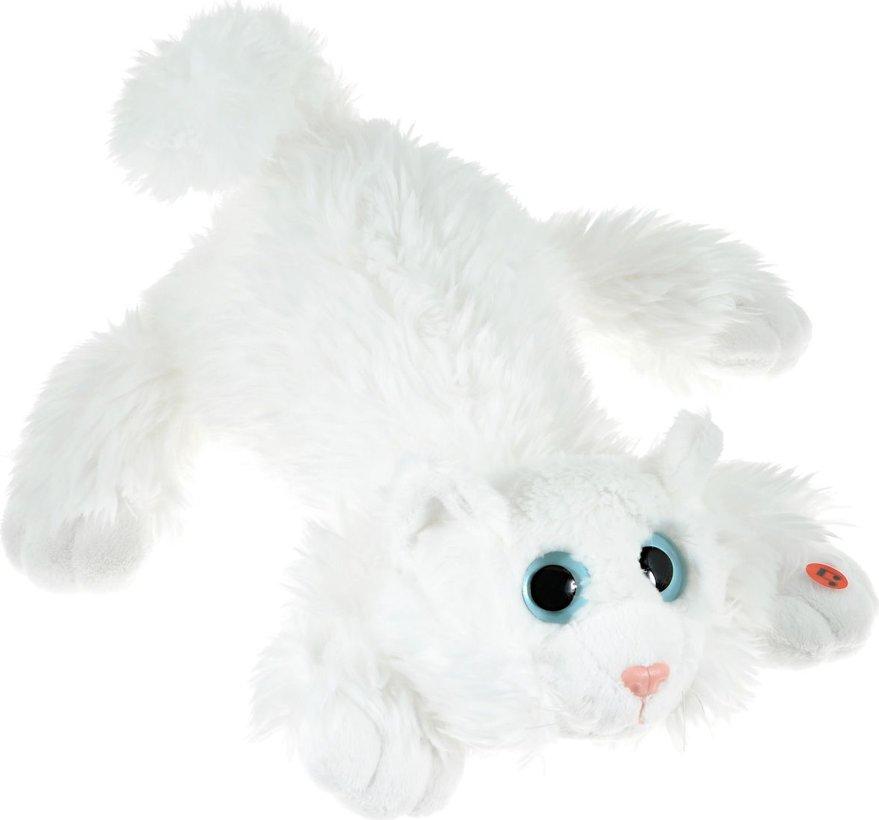 Мягконабивная Котик Шалунишка 22 см