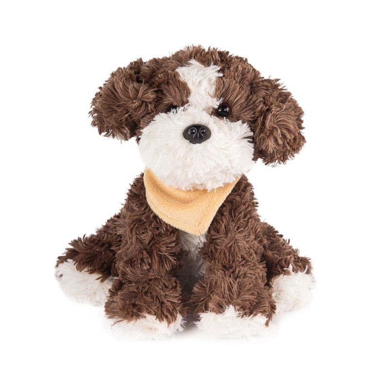 Мягконабивная Собака Рекс 19 см