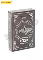 Игра Карты игральные 54шт Poker jumbo 63*88мм