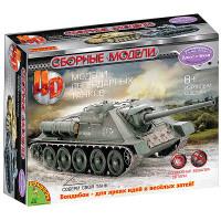 Сборная модель 4D Танк 1:84, 28 дет. пласт