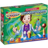 Набор для исследования Супер лаборатория (50 экспер.)
