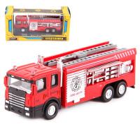 Машина Спецтехника Fire Rescue 1:48 метал. кабина, инерц.