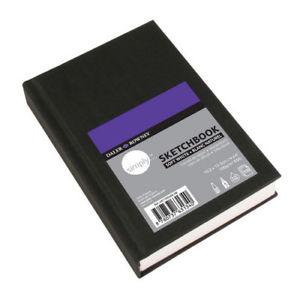 SketchBook А6 110л нелин Simply скетчбук 100г/м2