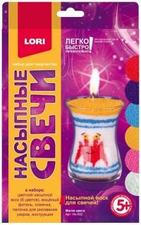 Насыпные свечи Насыпной воск для свечей Магия цвета
