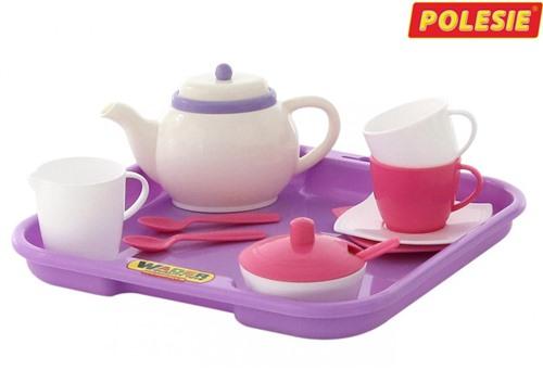 """Набор посуды """"Алиса"""" на 4 персоны 18элем"""