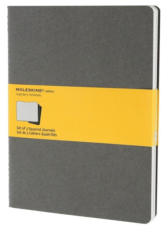 Блокнот А5 140л Moleskine Limited Edition Time черн-серый