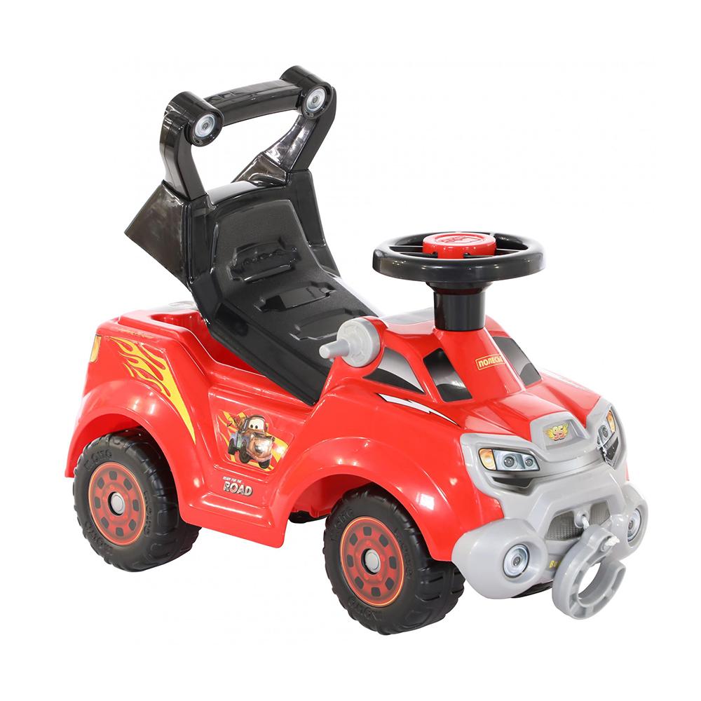 """Машина Каталка Джип Disney/Pixar """"Тачки"""" (в лотке)"""
