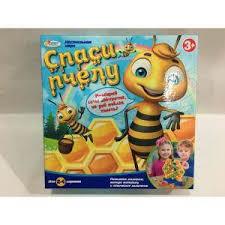 Игра Настольная Спаси пчелу