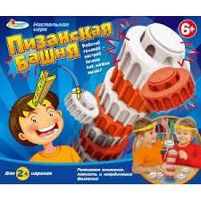 Игра Настольная Пизанская башня