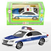Машина Полиция фрикц., свет, звук, 29*12,5*15