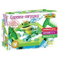 Настольная Царевна-лягушка. мини-игра