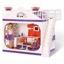 Набор мебели д/кукол Дачный дом Конфетти